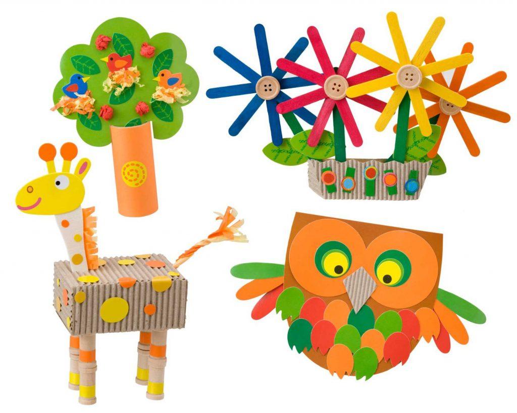Eco craft kits for kids