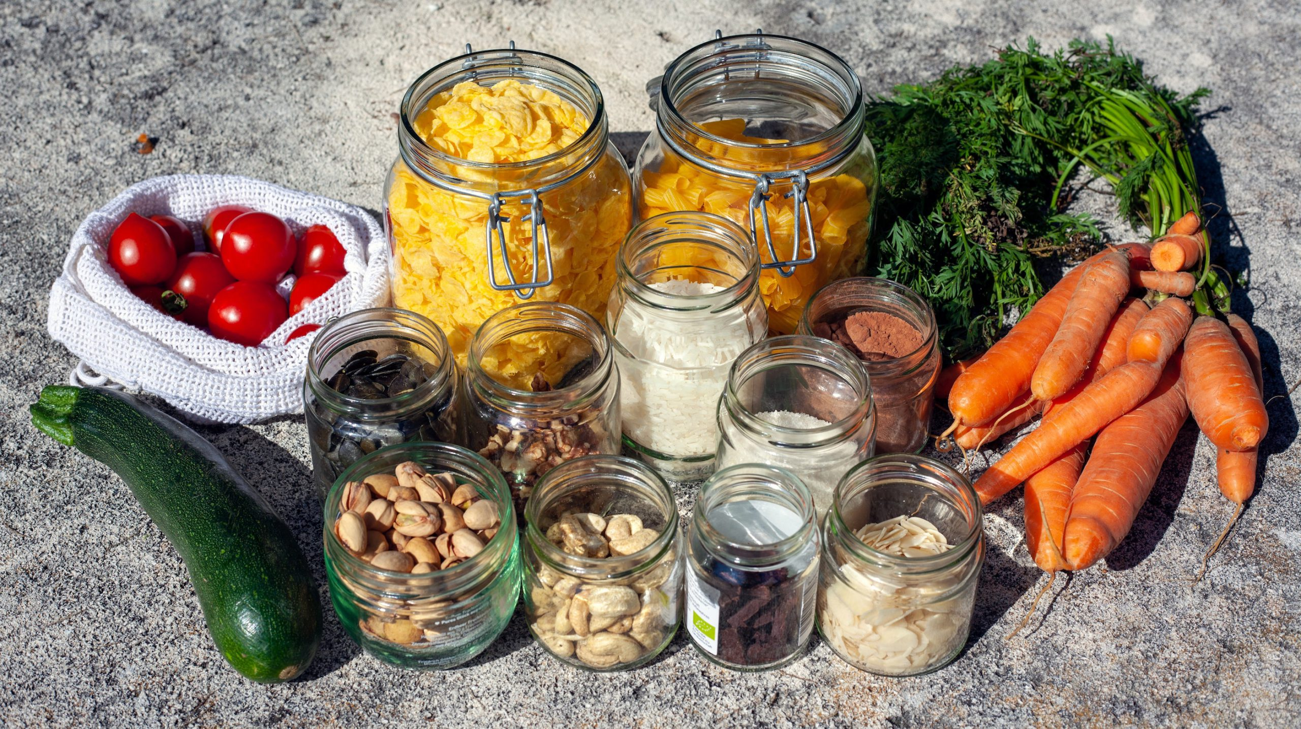 Food storage tips to avoid waste