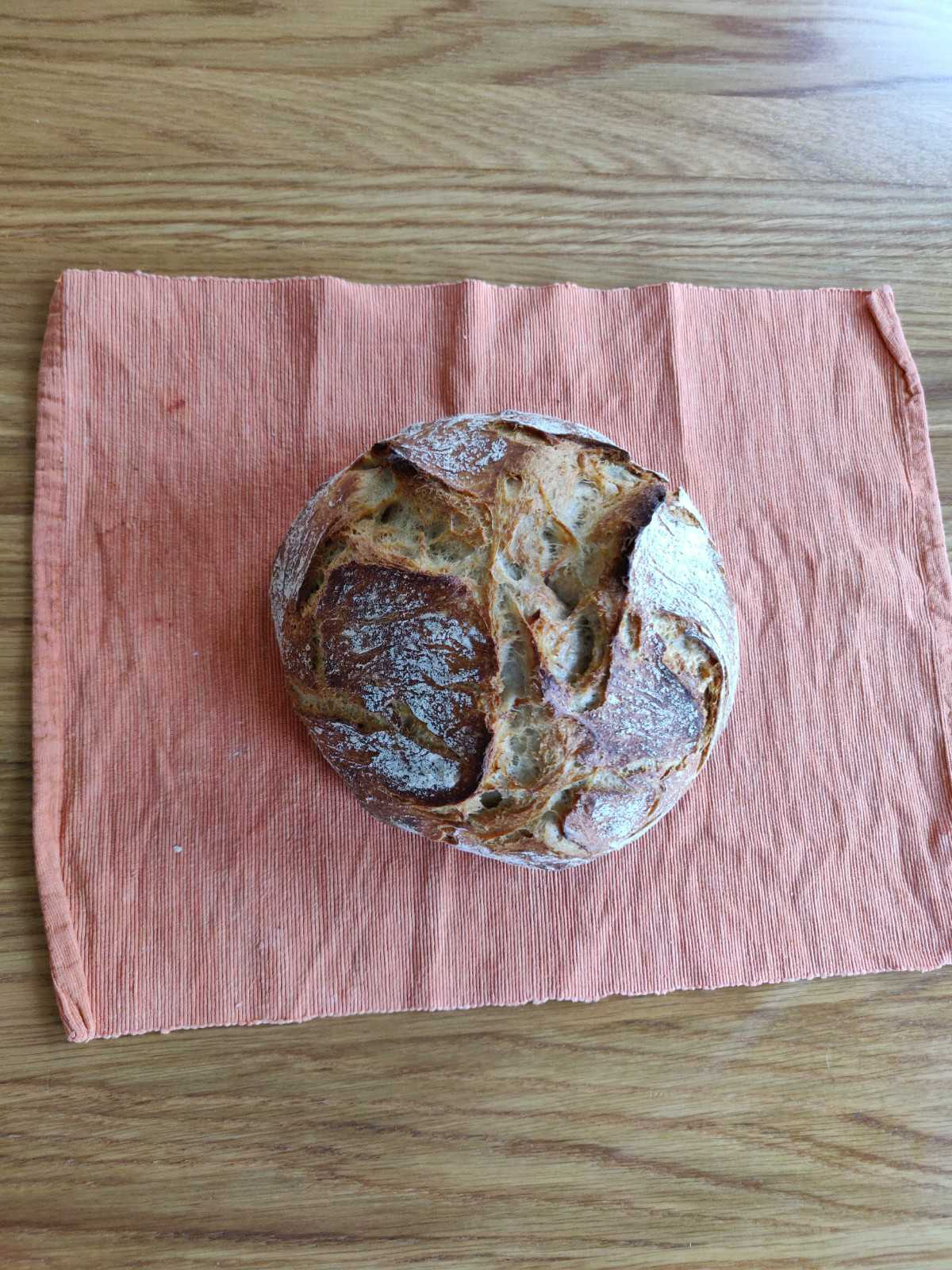 Baking your own bread – interview