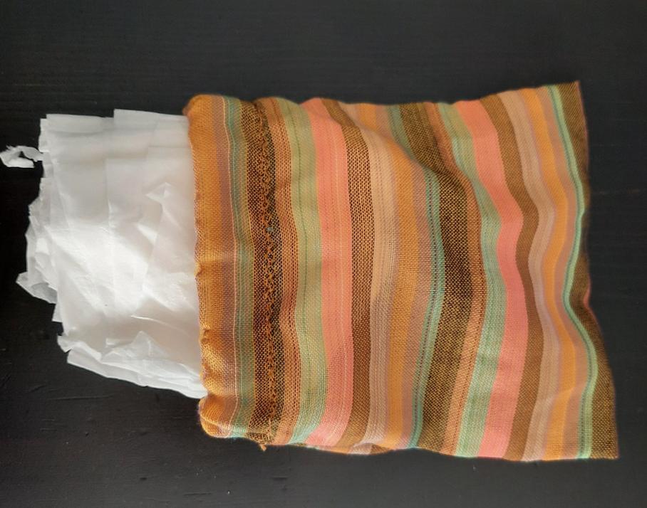 Zero plastic tissues