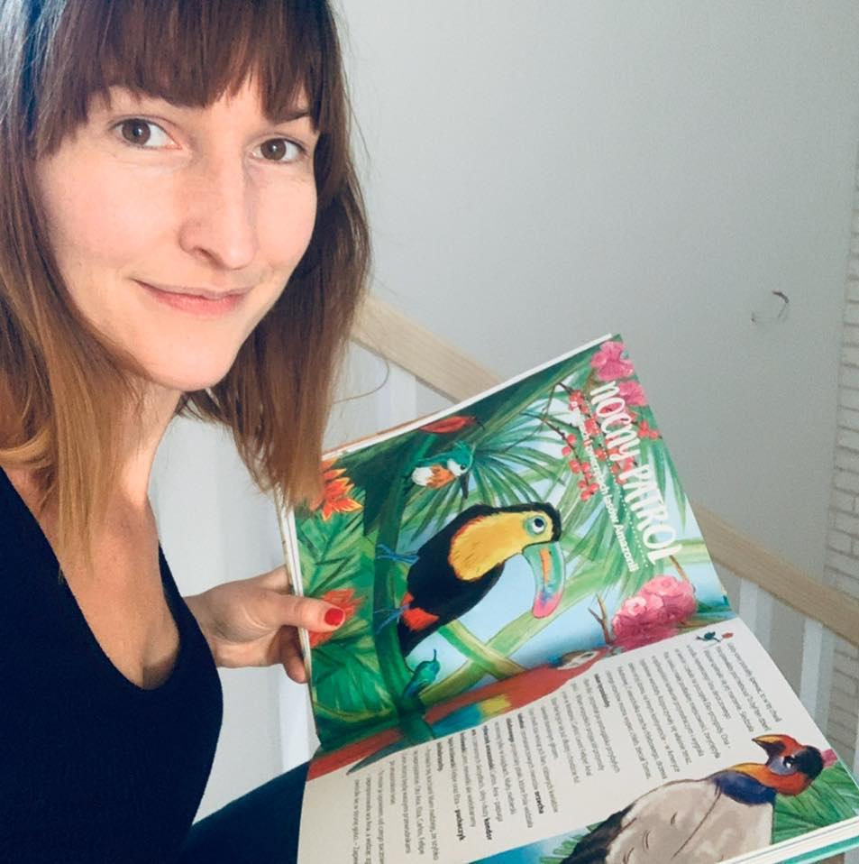 Raising eco - conscious kids Monika Milkowska