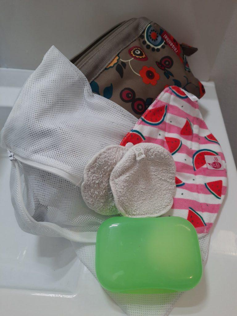 Cosmetic bag essentials