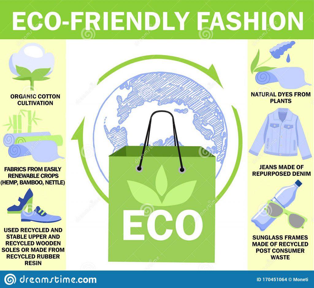 Eco friedly fashion