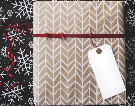 Eco friendly Christmas presents